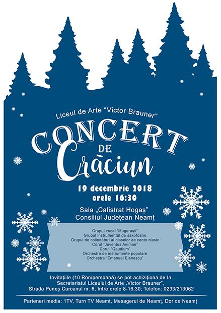 Concert Craciun afis  corect copy
