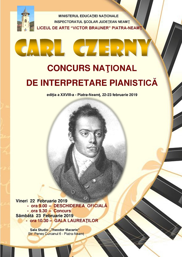 Afis Carl Czerny 2019. pt site