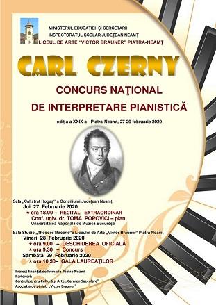 Afis Czerny